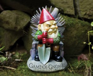 Gardening Presents: Game of Gnomes