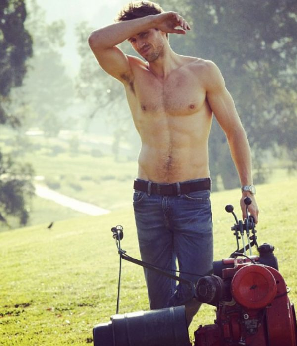 Who's your favourite hot fictional gardener?