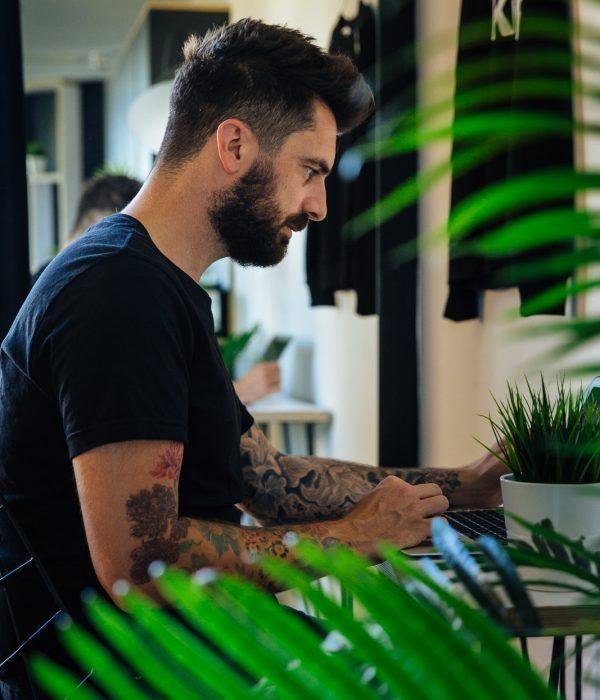 Michael Perry - Mr Plant Geek